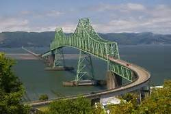 Once you face your fears, they lose their power. The Astoria-Megler Bridge looks fun to me now.