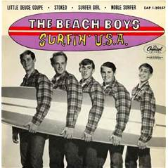 """I loved the song """"Surfin' USA"""" ~ it was (bleep!)"""